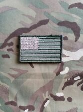 American Flag Right Patch with hook and loop, Airsoft