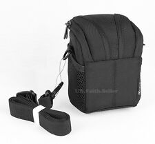 Camera Shoulder Waist Case For Nikon Coolpix L610 S9050 S31 P330 S9600 S32 P7700