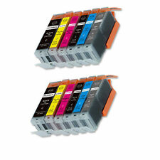 12 PK New Ink Combo + smart chip for Canon 270 271 Pixma MG7720