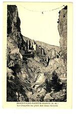 CPA 04 Alpes de Haute-Provence Moustiers-Sainte-Marie Chapelle