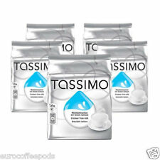 Tassimo Milk Creamer T disc Capsules - For Black Coffee 5 Packs, 80 T-disc
