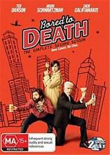 BORED TO DEATH Season 2 : NEW DVD