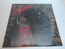 SYLVIA by Sylvia Baker {1980 Musica Company} Very Scarce {Mint/Sealed}
