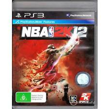 PLAYSTATION 3 NBA 2K12 PS3 AUSTRALIAN SELLER & RELEASE [LN]