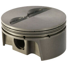 """Mahle 930202540 Piston Kit; PowerPak+ Forged Flat Top 4.040"""" for Chevy 350 SBC"""