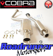 LX04 Cobra Lexus IS200 Stainless Exhaust System Cat Back Resonate Tail Pipe TP55