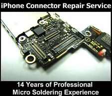 IPHONE 5c 5s POWER VOLUME MUTE LOCK FPC Motherboard CONNECTOR REPAIR SERVICE