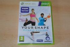 Your Shape Fitness Evolved Xbox 360 Kinect PAL de Reino Unido (G)