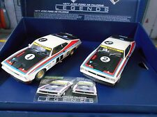 SET 2x Ford Falcon XB Touring Car ATCC 1977 1+ 2 Slotcar Slot Scalextric 1:32