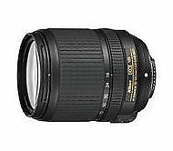 NIKON AF-S DX 18-140mm F/3.5-5.6 G ED VR NIKKOR LENS + 1 dealer warranty