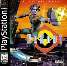 Reboot - PS1 PS2 Playstation Game