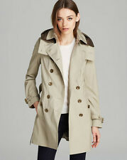 2016 Burberry Brit Reymoore Jacket size 10 (EU44) COAT 100% AUTHENTIC NEW TRENCH