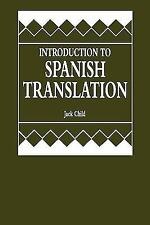 Introduction to Spanish Translation