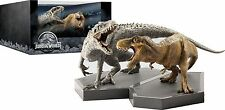 Jurassic World Limited Edition Giftset BluRay +3D +DVD +2 Collectible Dinosaurs!