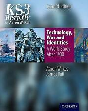 Folens History: Technology, War & Identities Student Book (After 1900) by Ball,