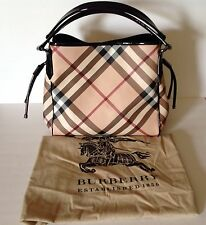 Authentic Burberry Tote Haymarket