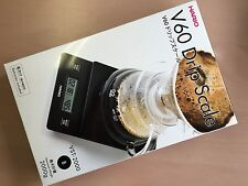 New Hario Coffee Drip Scale Timer V60 VST-2000B from JAPAN