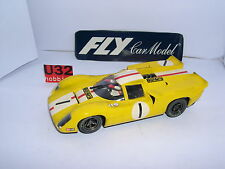 FLY COLECCION CRIN LOLA T70 MKIIIB #1 THRUXTON 1969 MINT UNBOXED  LTED.ED.