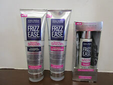 3 JOHN FRIEDA FRIZZ EASE BEYOND SMOOTH SHAMPOO, CONDITIONER & PRIMER  MM 7093