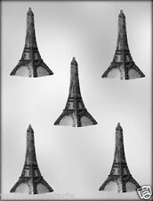 CHOCOLATE EIFFEL TOWER PARIS CANDY SOAP FONDANT MOLD NEW 90-9831