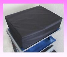 Black Nylon Dust Cover for Rega Planar 1, 2,  3, 6, 9 & 78 Turntables. UK Made