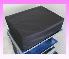 Black Nylon Fabric Dustproof Cover for Most Systemdek Turntables UK Made
