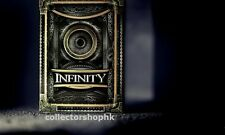 Infinity Playing Cards Deck USPCC LIKE BICYCLE Ellusionist POKER T11 WOW Magic