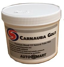Autosmart Carnauba Gold Car Wax