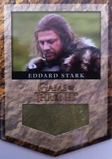 Game of Thrones Season 2 RS1 Eddard Stark House Banner Relic Card 230/375