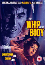 The Whip and The Body 1963 DVD