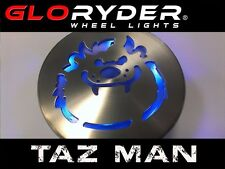 Taz Logo Can Am Spyder Automatic Wheel Lights 3 Wheels GloRyder Glo Ryder