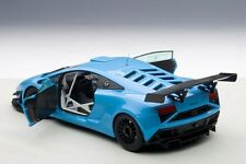 Autoart 2013 LAMBORGHINI GALLARDO GT3 FL2 DARK BLUE Composite Model 1/18 New!