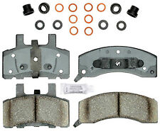 ACDelco Pro Durastop 17D370CH Disc Brake Pad