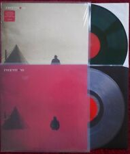 "Inventions ‎– Maze Of Woods GREEN VINYL LP + CLEAR 12"" REMIX EP / New SS Neu OVP"