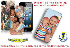 CUSTODIA COVER PERSONALIZZATA CON LA TUA FOTO per APPLE IPHONE 3G 3GS