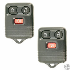 2002 2003 2004 2005 2006 FORD ESCAPE SPORT TRAC NEW KEYLESS REMOTE PAIR