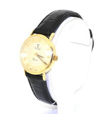 VICENCE LADIES'  14K YELLOW GOLD WATCH