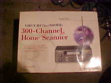 RADIO SHACK PRP 2050 POLICE SCANNER NEW IN BOX NEVER OPENED