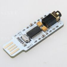 NEW  USB Powered PCM2704 MINI USB Sound Card DAC decoder board for PC Computer