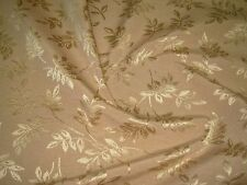 "~10 YDS~SWAVELLE/MILLCREEK~""SAPLING""~DAMASK UPHOLSTERY FABRIC FOR LESS~ITALY~"