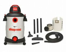 NEW Shop-Vac 12 Gallon 6 Peak HP Stainless Steel Wet/Dry Vacuum + Blower!