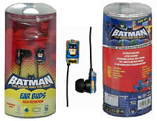 Batman The Brave And The Bold High Definition Ear Buds