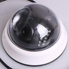 1200TVL 1/4 CMOS IR-Cut 3.6mm Dome 22IR-Leds Vidéo caméra de surveillance CCTV