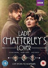 LADY CHATTERLEYS LOVER DVD Holliday Grainger Jed Mercurio Chatterley New Sealed
