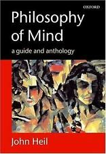 Philosophy of Mind : A Guide and Anthology (2004, Paperback)
