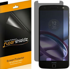 2X Supershieldz® Privacy Anti-Spy Screen Protector For Motorola Moto Z Droid