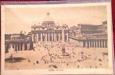 Cartolina Città del Vaticano (RM) Basilica S.Pietro - Giubileo- Non Viaggiata