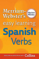 Merriam-Webster's Easy Learning Spanish Verbs by Merriam-Webster (Paperback /...