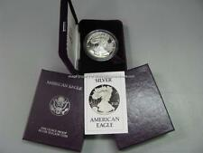 1986 S Proof Silver American Eagle Dollar US Mint $1 ASE Coin