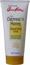 QUEEN HELENE Natural Facial Scrub, Oatmeal 'n Honey 6 oz